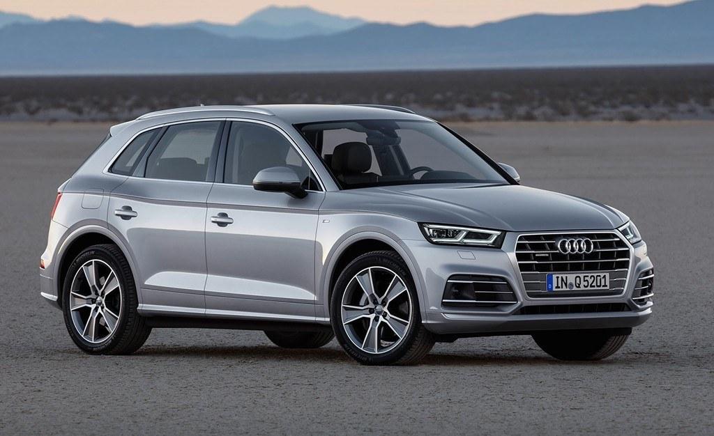 El Audi Q5 estrena las versiones diésel 45 y 50 TDI