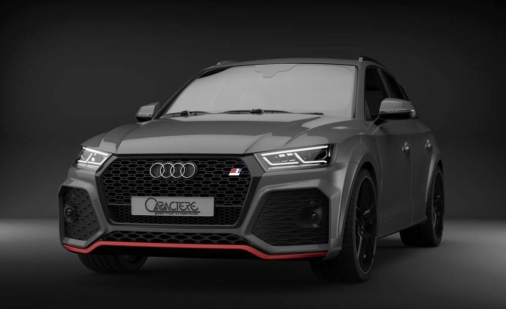 Audi R Q5, la nueva creación de Caractère Performance