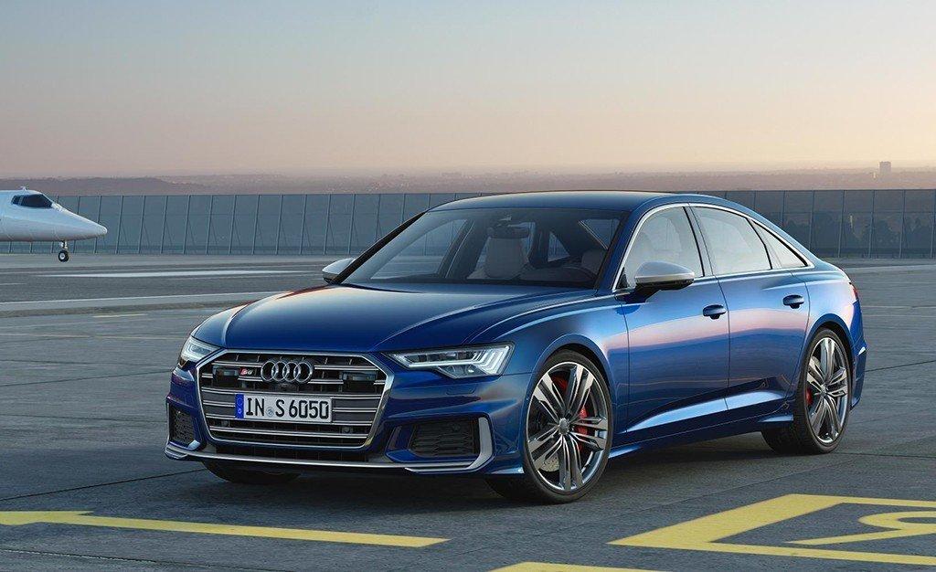 Audi S6 2019, deportividad junto a una mecánica electrificada
