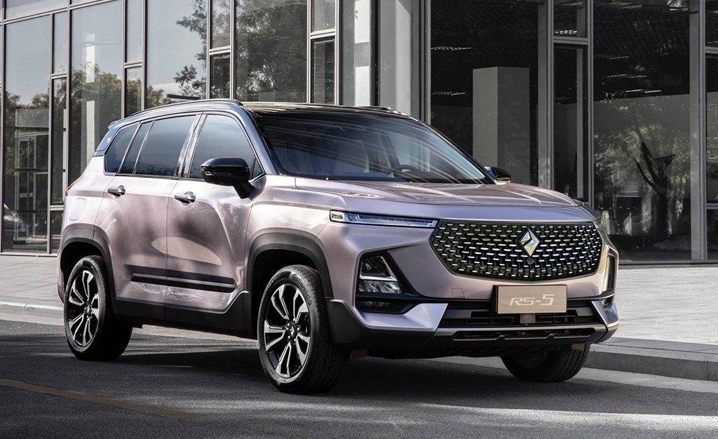 Baojun RS-5, la marca de General Motors en China eleva la apuesta