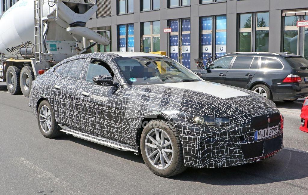 2021 BMW i4 45
