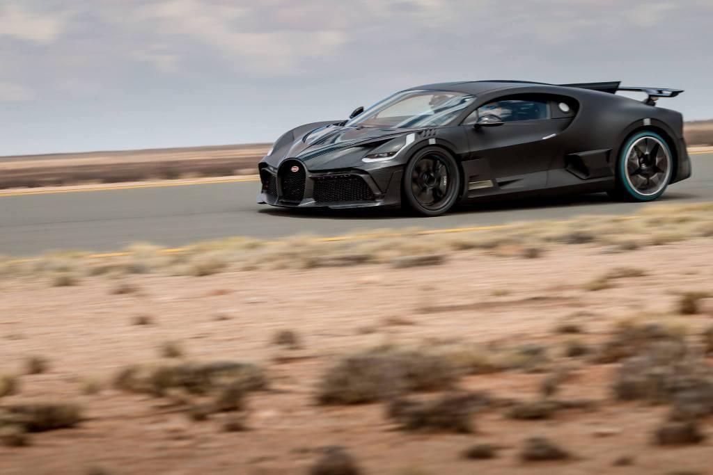 Bugatti nos muestra los prototipos de desarrollo del nuevo Divo