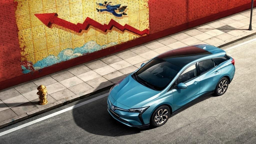 Buick VELITE 6 MAV, nuevo crossover eléctrico preparado para asaltar China