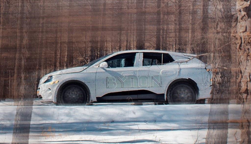 Byton asegura contar con 50.000 pedidos en firme del nuevo SUV eléctrico M-Byte