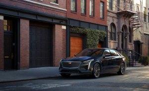 Cadillac elimina todas las versiones V-Sport de su gama