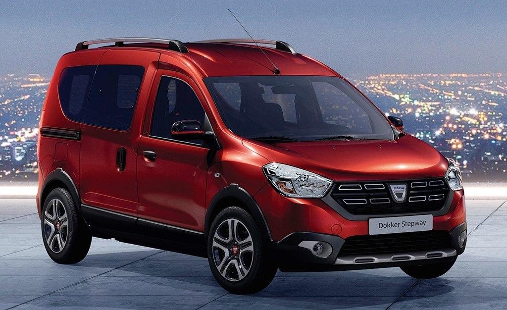 Dacia Dokker Xplore, aire aventurero para la versión más equipada