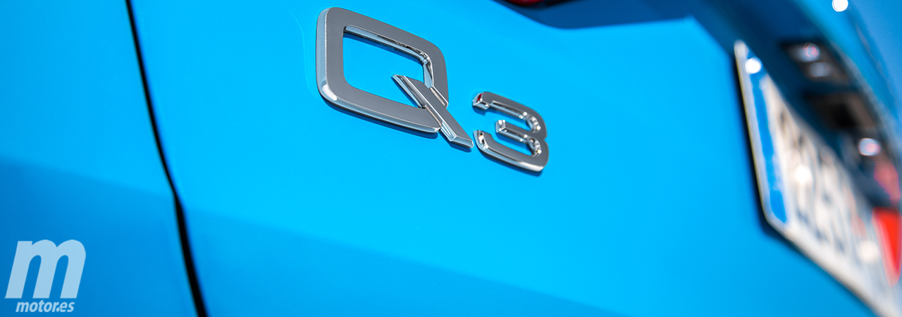 Prueba Audi Q3 35 TFSI, el más cool de la familia (con vídeo)