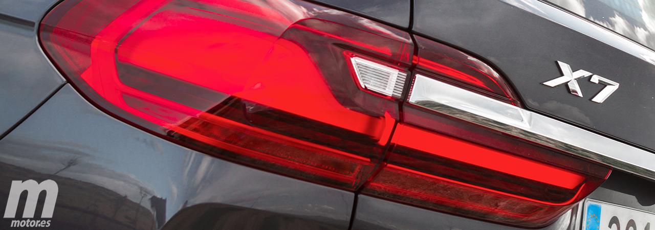 Prueba BMW X7, menudo pedazo de SUV