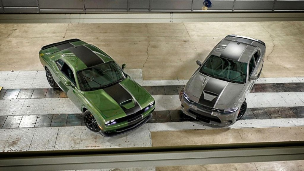 Nuevos Dodge Challenger y Charger Stars & Stripes Edition
