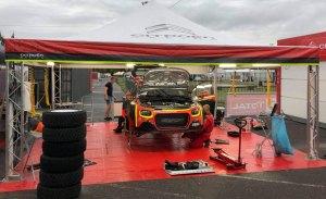 Duelo a tres en WRC2 Pro por ganar el Rally de Argentina