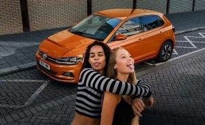 Felices los 3 de Volkswagen: si tuvieras que compartir un Polo, ¿con quién sería?
