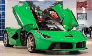 El ejemplar más conocido del Ferrari LaFerrari a la venta