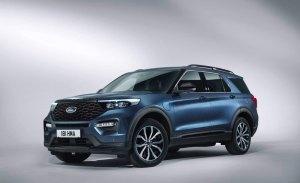 El Ford Explorer híbrido enchufable llegará a Europa con 450 CV