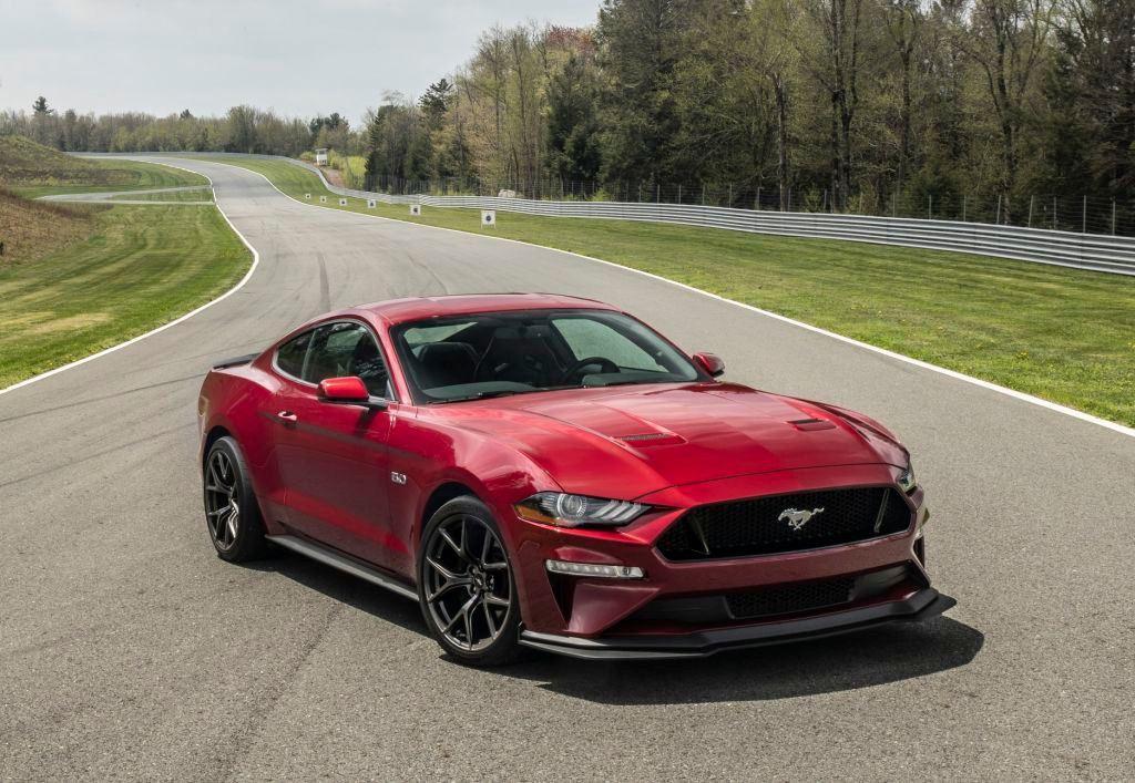 ¿Nuevo Ford Mustang EcoBoost SVO de 350 CV para Nueva York 2019?