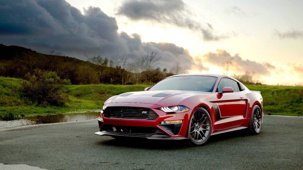 El nuevo Ford Mustang Stage 3 de Roush Performance llega en Nueva York