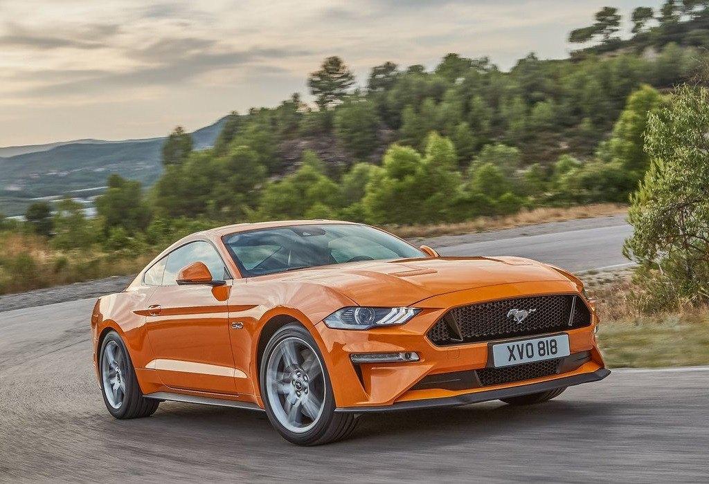 La nueva generación del Ford Mustang no llegará hasta 2026