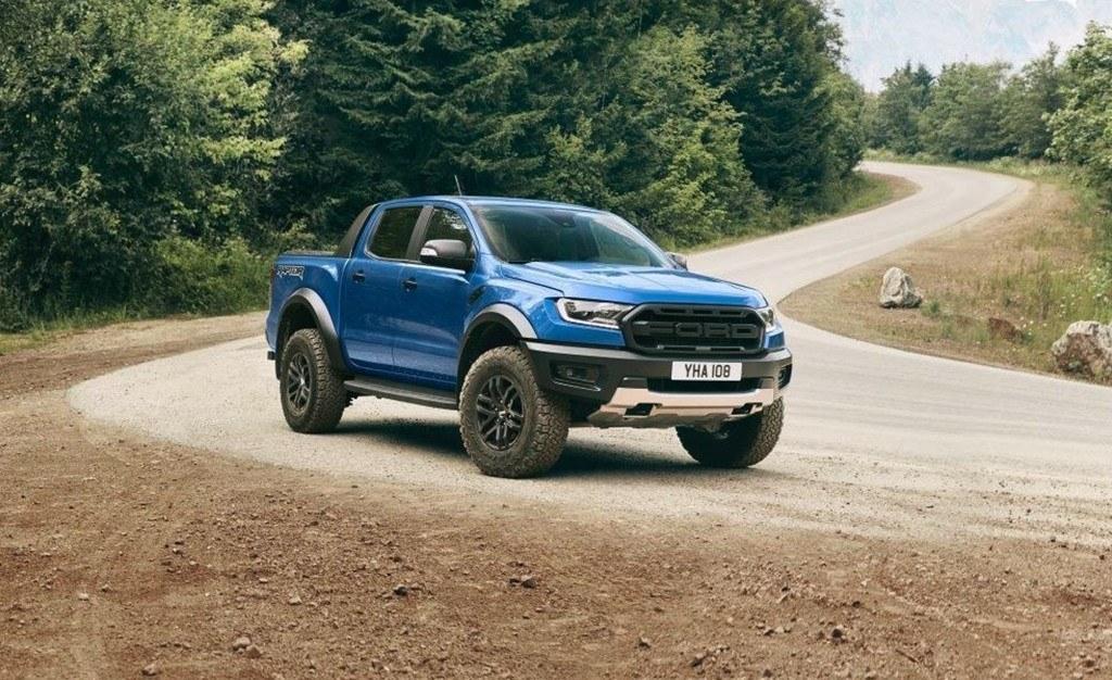 El nuevo Ford Ranger Raptor llegará a Europa a mediados de 2019