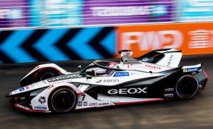 La Fórmula E se pone firme con los toques entre pilotos