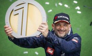 Gabriele Tarquini se anota el último triunfo en Hungría