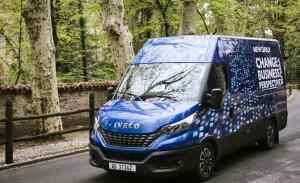 El Iveco Daily 2019 llega en mayo con motores, imagen y equipamientos mejorados