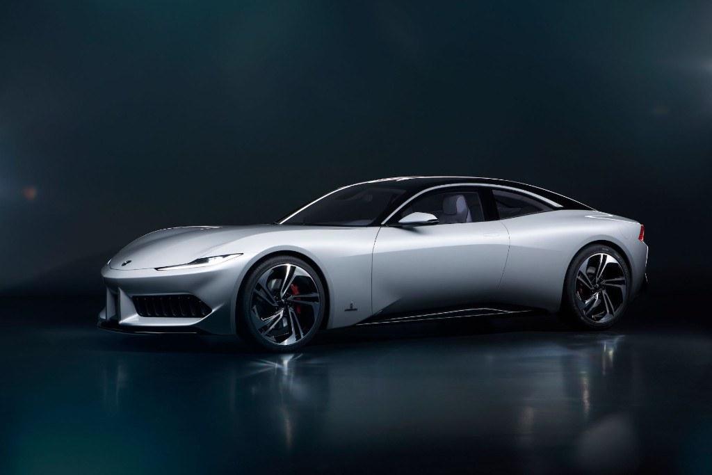 Karma Automotive presenta en China el nuevo Pininfarina GT concept