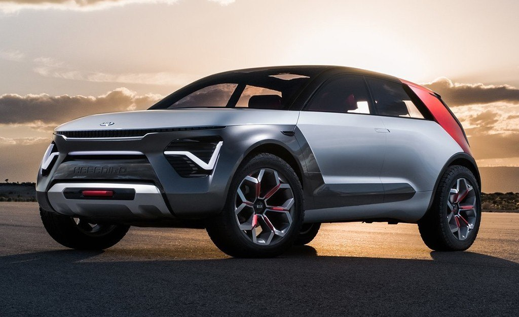 Kia HabaNiro Concept, visionando el futuro del coche eléctrico