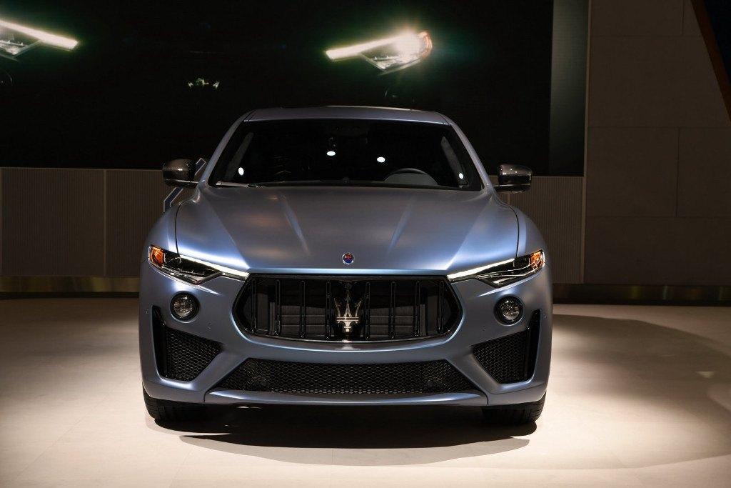 Maserati entrega un Levante GTS muy especial a Ray Allen