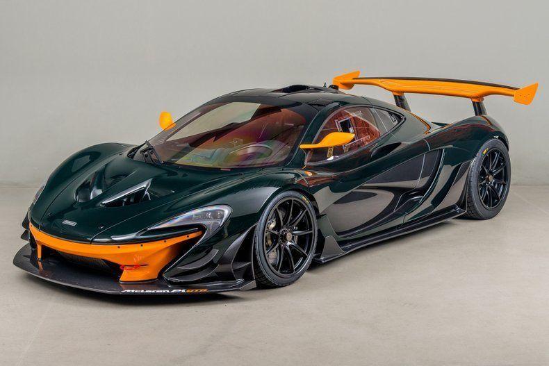 Canepa pone a la venta el primer McLaren P1 GTR llegado a EEUU