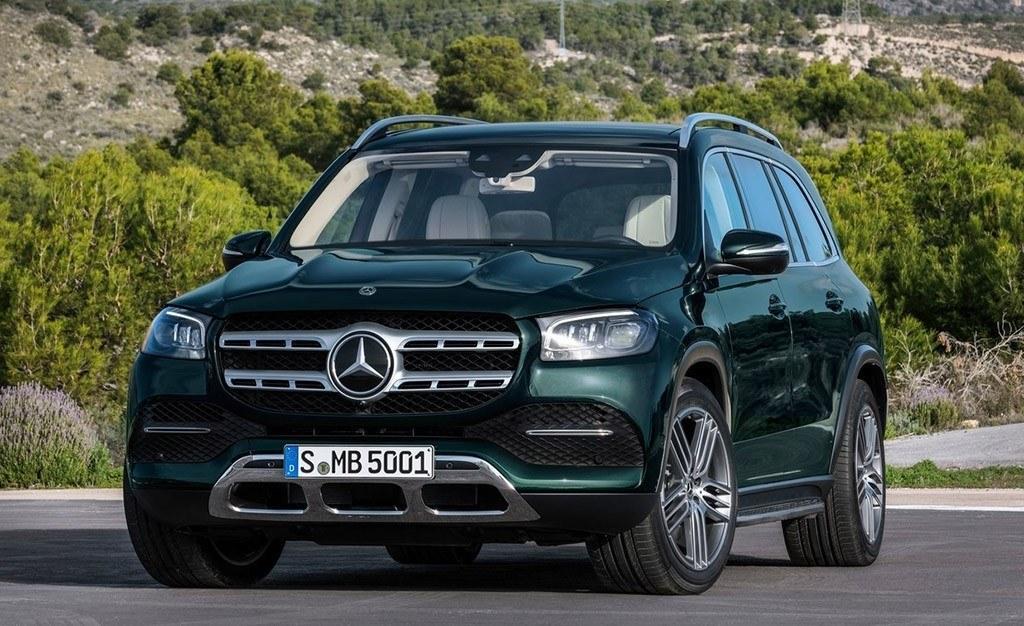 Mercedes Clase GLS 2020, un símbolo de lujo y confort sobre ruedas