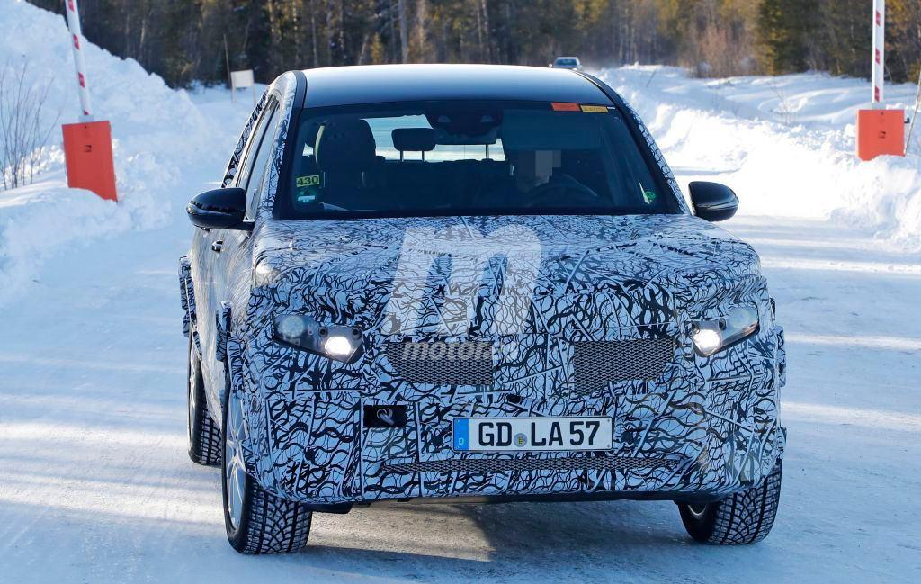 2020 Mercedes-Benz EQB 4