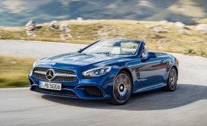 Mercedes SL 2021, la nueva generación del roadster estará firmada por Mercedes-AMG