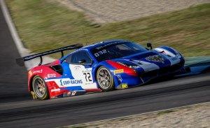 Miguel Molina repite con SMP Racing en la Endurance Cup