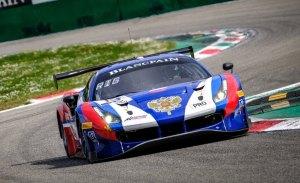 """Aleshin: """"En SMP hay un gran potencial con el Ferrari #72"""""""