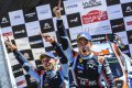 Thierry Neuville se aúpa al liderato del WRC en Córcega