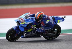 Álex Rins gana en Austin y logra su primer triunfo en MotoGP