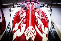 Alfa Romeo explica por qué Giovinazzi se perdió la FP1: montaron mal su motor