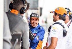 """Alonso: """"Mientras no haya alguien más rápido que yo con el mismo coche, continuaré"""""""