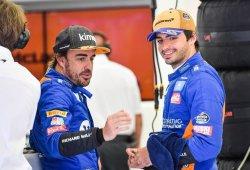 """Alonso pone fin al test con McLaren: """"Todo ha sido positivo, estoy feliz"""""""