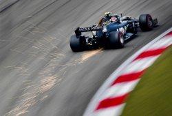 Ambos Haas llegaron tarde en su intento de marcar tiempo en la Q3