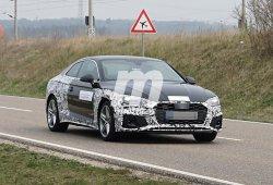 Audi S5 Coupé 2020, el desarrollo del lavado de cara está en marcha