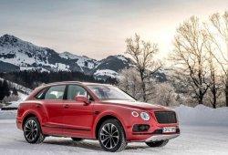 Bentley planea ampliar la gama con un futuro SUV más grande que el Bentayga