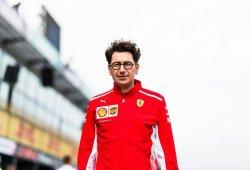 """Binotto: """"Si Leclerc está molesto, tiene razones para ello"""""""