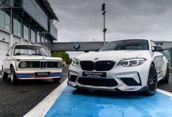 Nuevo BMW M2 Competition Heritage Edition solo para Francia