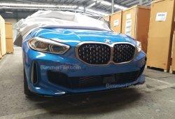 El nuevo BMW Serie 1 (F40) filtrado al desnudo