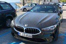 Primeras imágenes de las versiones BMW 840i Coupé y Cabrio