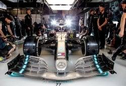 Bottas supera por media décima a Vettel en los segundos libres de Shanghái