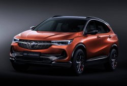 Buick presenta los nuevos Encore y Encore GX 2020 en China