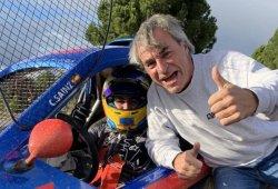 """Carlos Sainz: """"Sería bonito correr el Dakar con Alonso"""""""