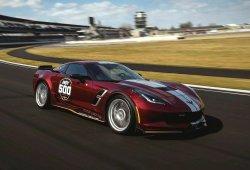 El Chevrolet Corvette de nuevo Pace Car oficial de las 500 Millas de Indianápolis