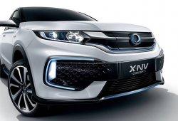 La ofensiva eléctrica de Honda comienza en China con dos coches eléctricos